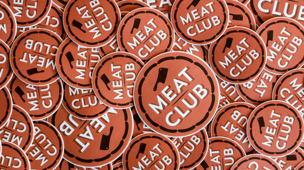Club Stickers