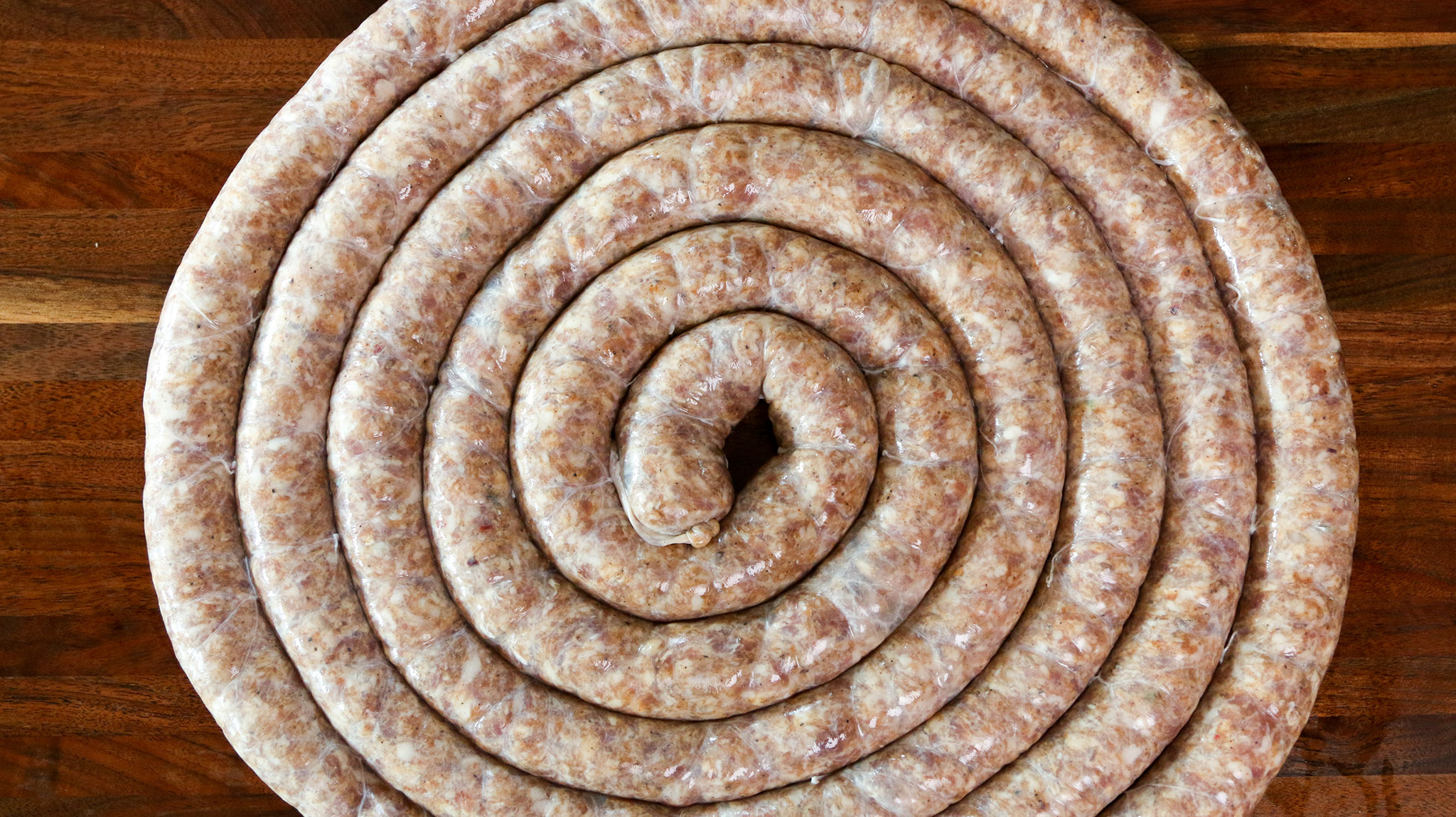 How to make Andouille