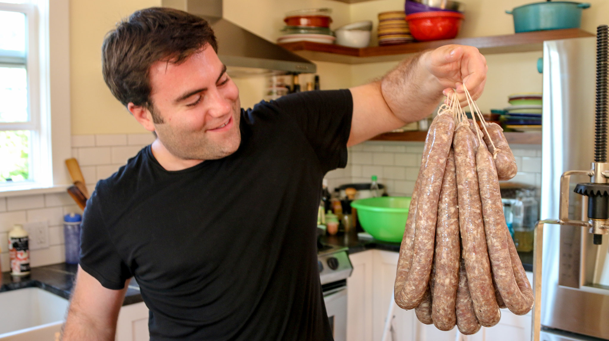 How to make Kielbasa