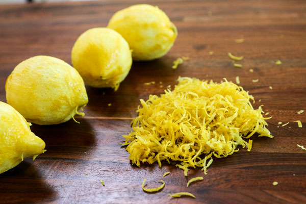 Zest the Lemons