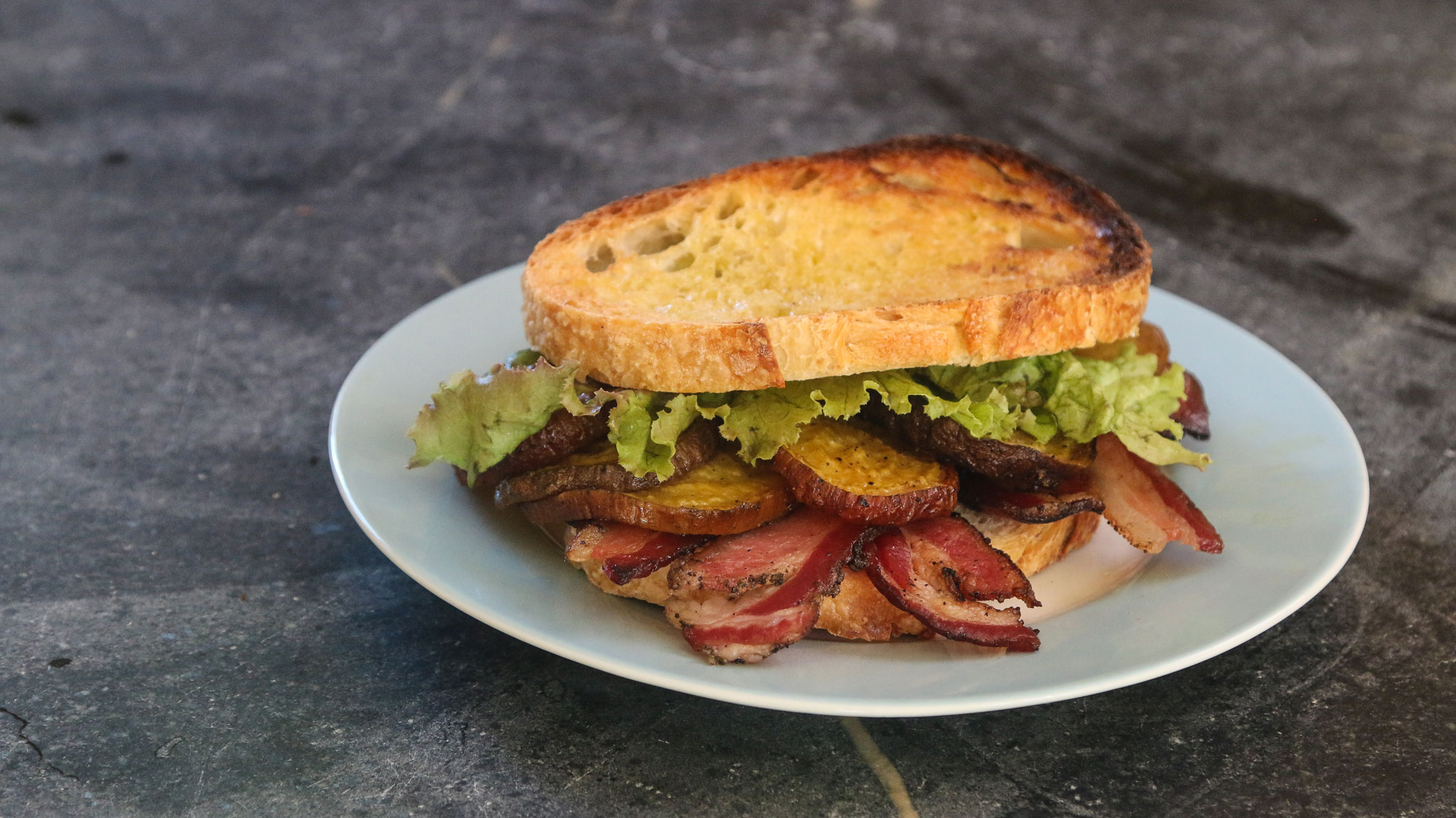 BLB's - Bacon, Lettuce, and Beet Sandwiches Recipe